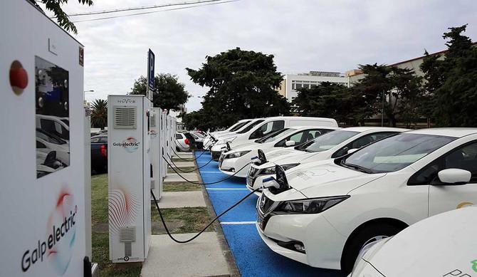 V2G: Nissan participa em projecto pioneiro nos Açores