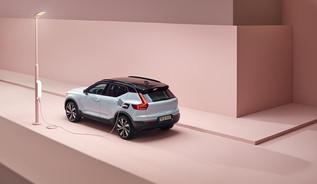 Volvo triplica capacidade de produção de automóveis elétricos