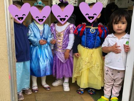 Princesses & Potty Training