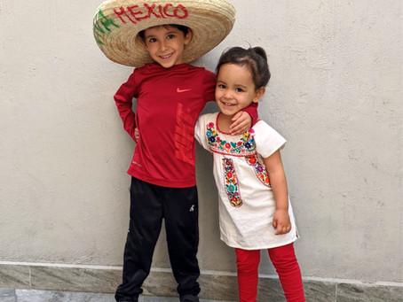 ¡Viva México! - the gift of immigration