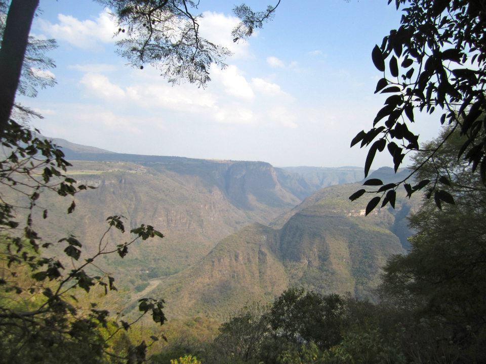 Barranca de Huentitán, Barranca, Guadalajara, Canyon