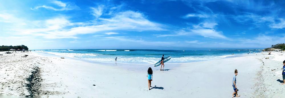 La Lancha, Playa, Punta de Mita, Surfing beach, Hidden beach