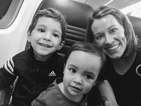 Traveling with a baby and a toddler - The Essentials