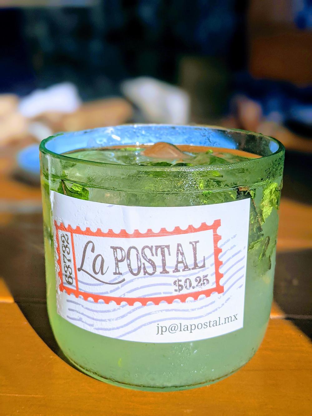 Mojito, La Postal Mojito, La Postal Bucerias Mexico