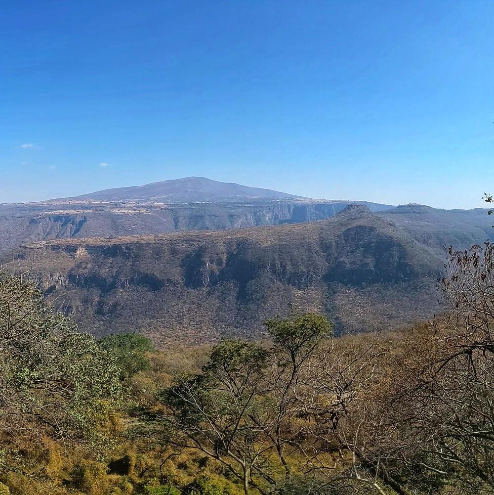 Barranca Oblatos, Guadalajara, Canyon, View of Canyon