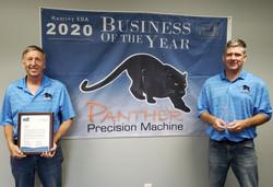 Panther Award