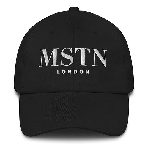 MSTN London Incognito hat