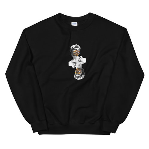 David - Sweatshirt by MSTN London