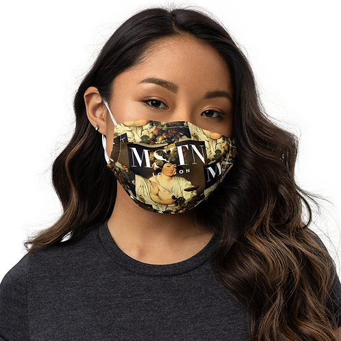 MSTN London - Caravaggio Face Mask