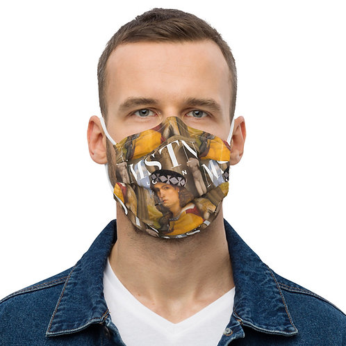 MSTN London - Domenico Vapes Face Mask