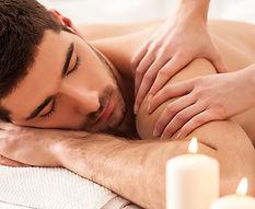 hot guy getting massage gay masseur