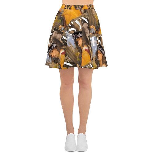 Domenico Skater Skirt by MSTN London
