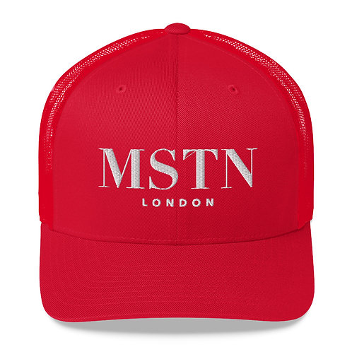 MSTN London Trucker Cap