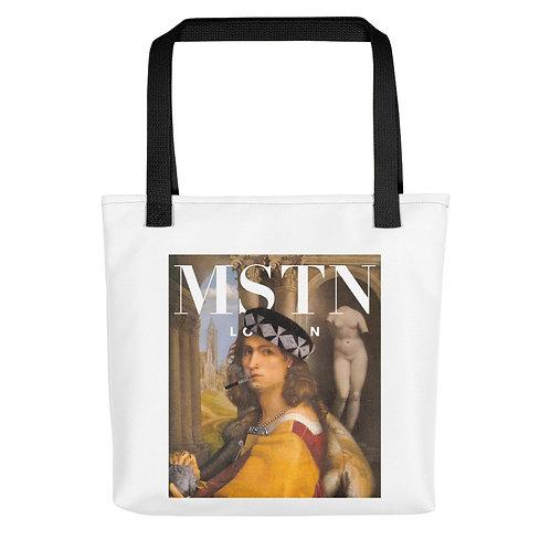 MSTN London Eco-Warrior Tote bag