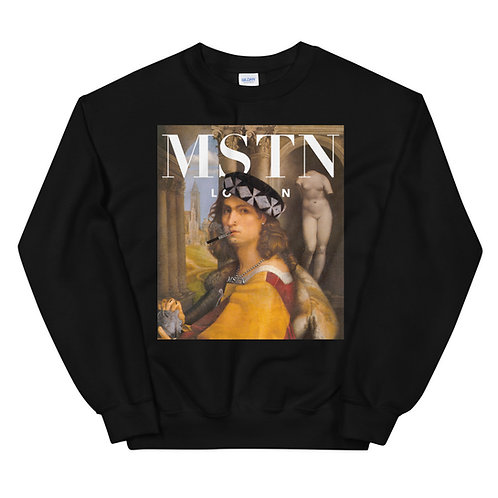 MSTN London Domenico Vapes Sweatshirt