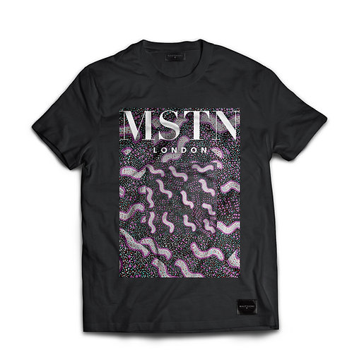 "Limited-Edition MSTN Aboriginal Art ""Earth Song"" Tee"