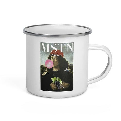 MSTN London Lifestyle - Morning After Enamel Mug