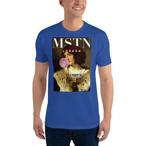 Bubble Boy Tee by MSTN London