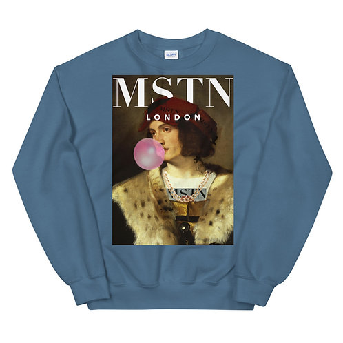 MSTN London Bubble Boy Sweatshirt