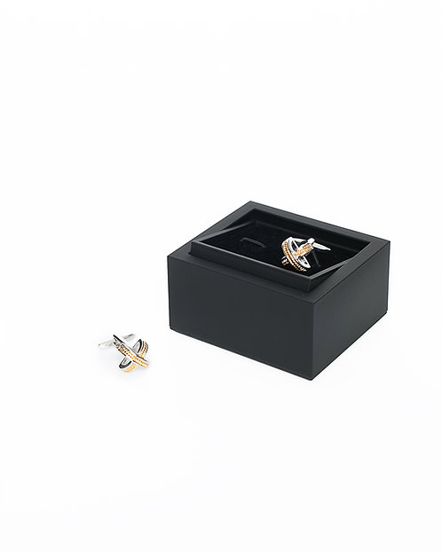 Rings Signature Cufflinks