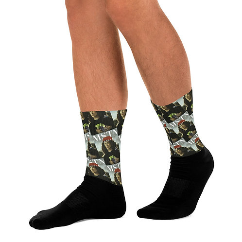 MSTN London - Renaissance Man Sublimated Socks Socks