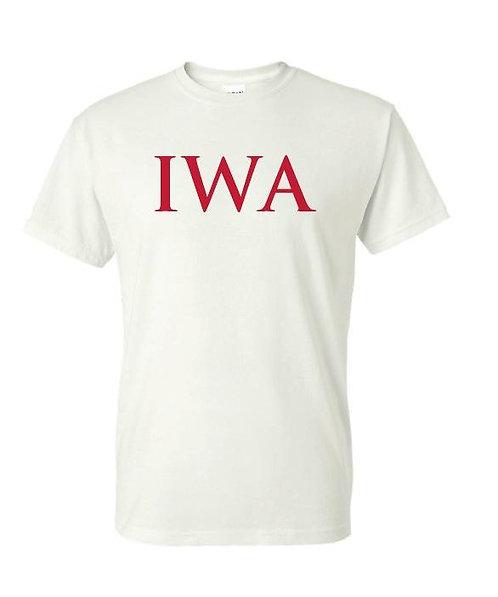 IWA Crewneck T-Shirt