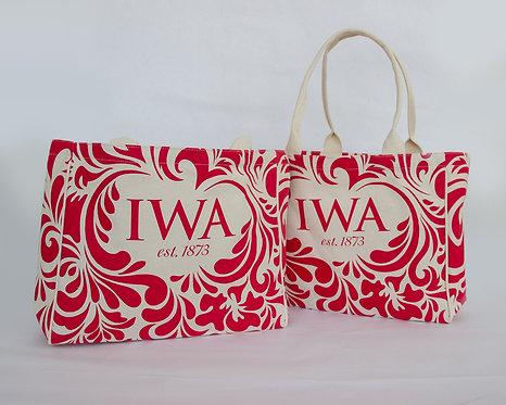 IWA Canvas Tote