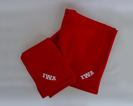 IWA Stadium Blanket