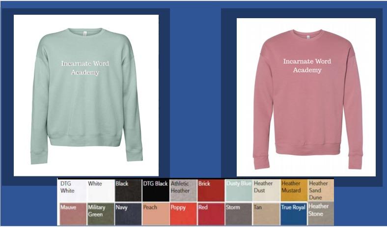 IWA Comfy Sweatshirt
