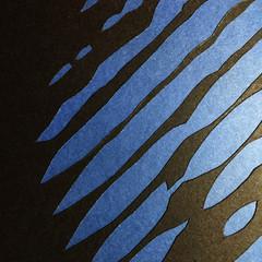 Big Blue Bowie (Detail)