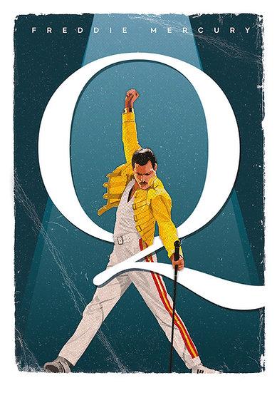 Gone But Not Forgotten – Freddie