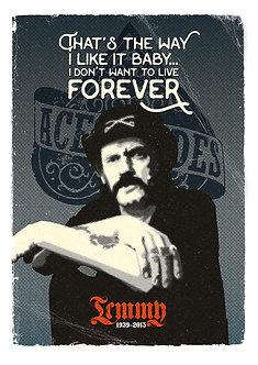 Gone But Not Forgotten – Lemmy