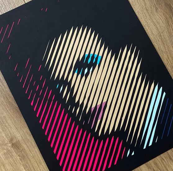 Robert Smith – Papercut – Pink