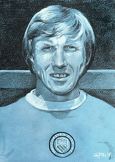 Sporting Legends – Colin Bell