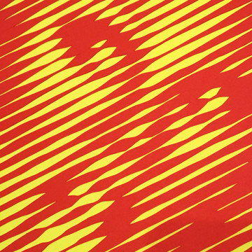 RuPaul – Red and Yellow (Detail)