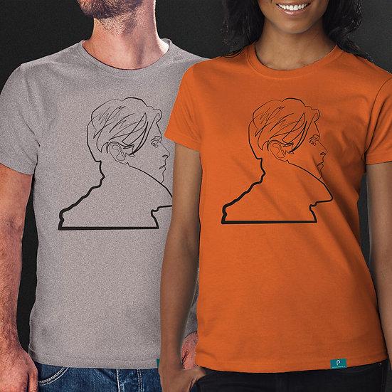 David Bowie – 'Stroke of Genius' T-shirts