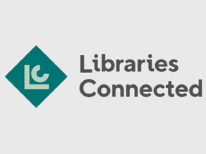 Libraries Connected 2020 - we'll be there 'virtually'