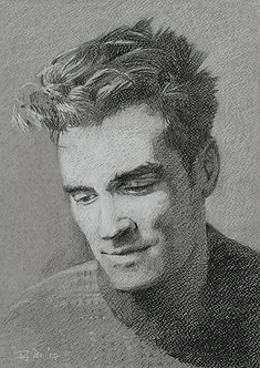 Drawn Pop Stars – Morrissey