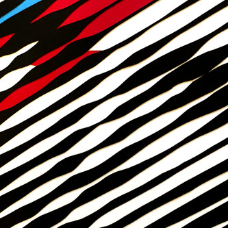 Bowie Flash (Detail)