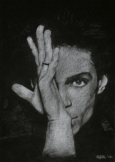 Drawn Pop Stars – Prince