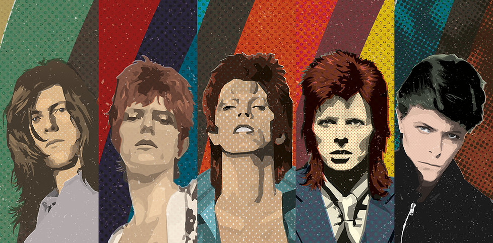 David Bowie header image