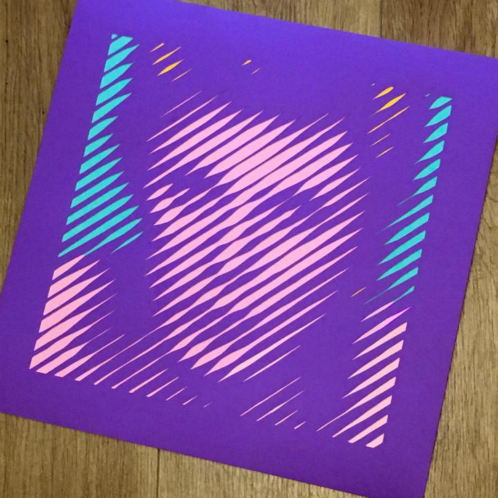 Purple Bowie