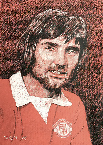 Sporting Legends – George Best