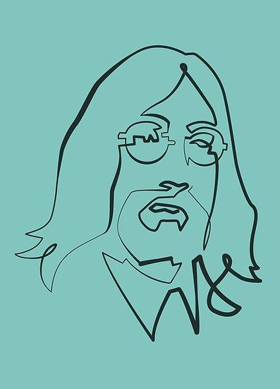 Stroke of Genius – Lennon