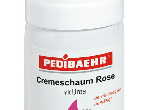 Cremeschaum Rose