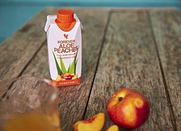 330ml Forever Aloe Peaches