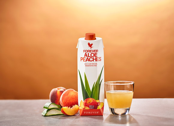 Aloevera Peaches