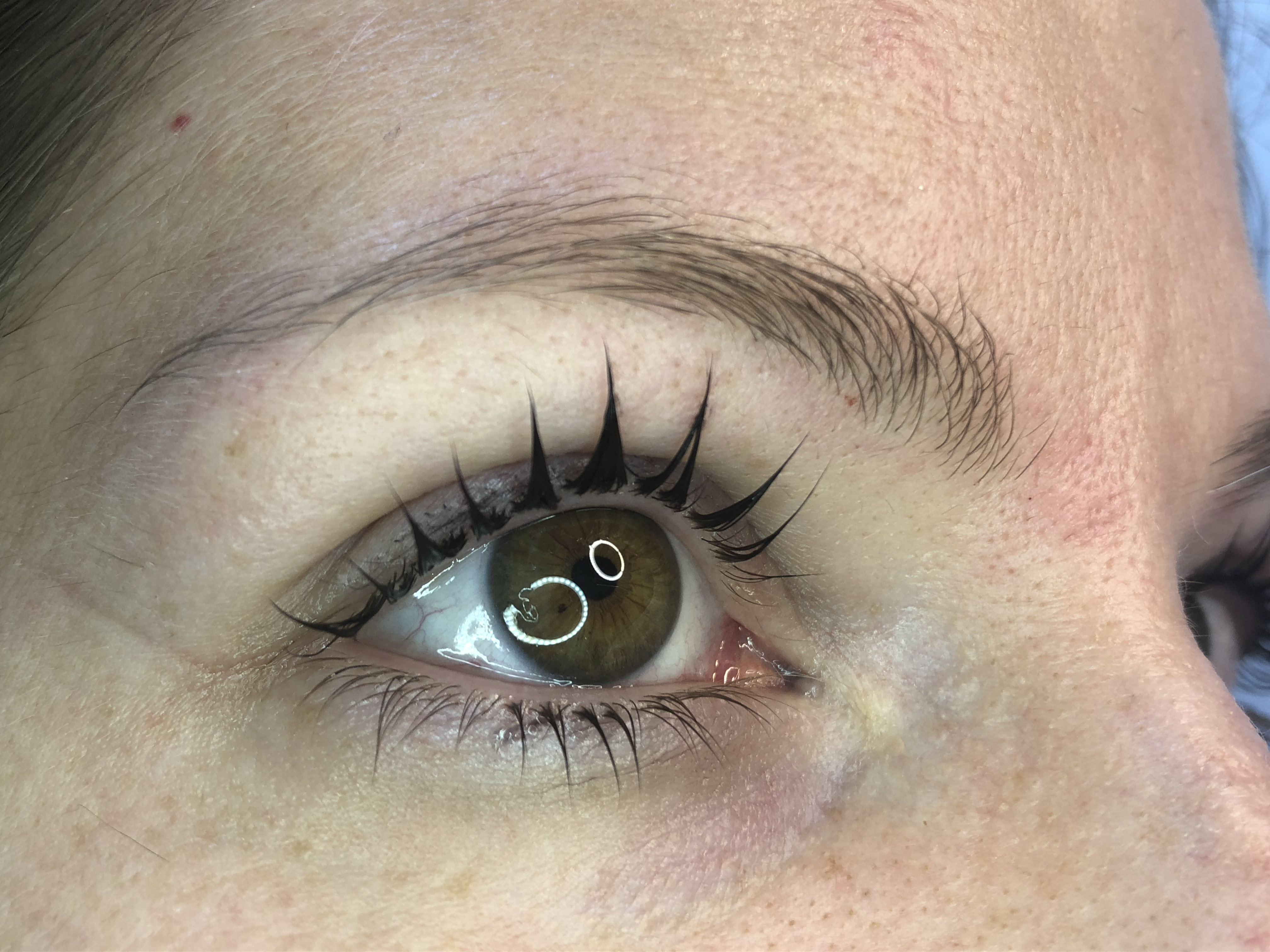 Wimpernlifting & Laminierung