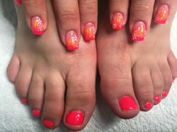 Naildesign Hände & Füße