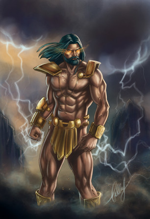 Five cool myths about the Olympian gods I would love to see in comics